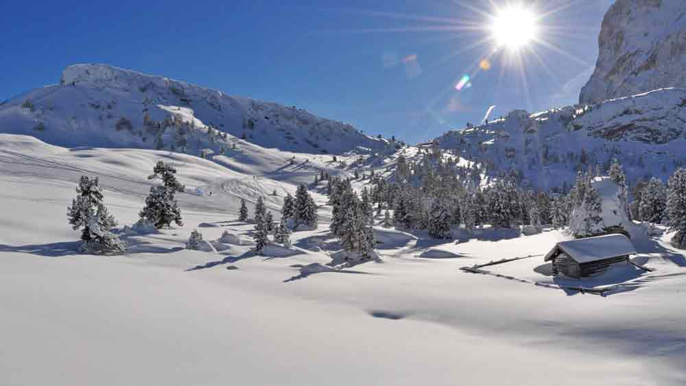 All Inclusive group ski holiday package