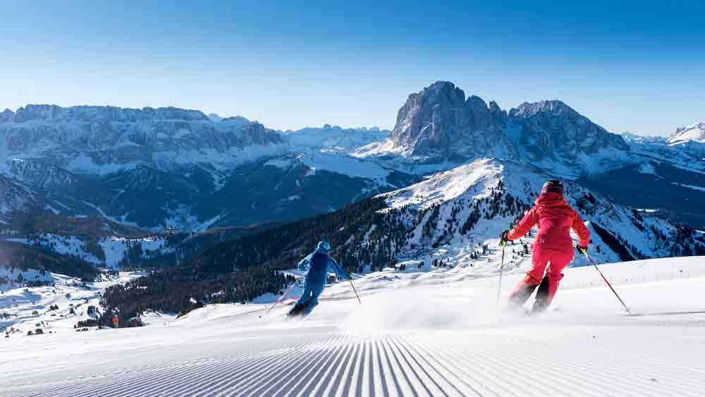 Escorted group ski holiday to europe the best ski package deal on estours group ski holiday val gardena italian dolomites solutioingenieria Gallery
